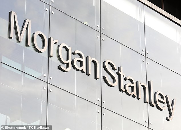 Blow:The hit left a blot on Morgan Stanley's otherwise-healthy first-quarter results