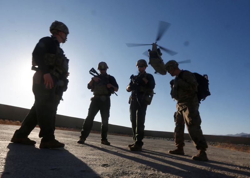 NATO forces will leave together from Afghanistan, Blinken says