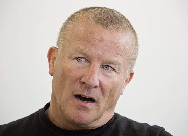 Fallen star: Neil Woodford and his business partner Craig Newman shared a £1.5m payout in 2019