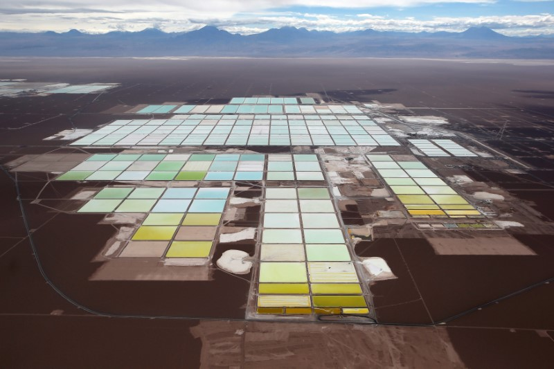 New Lithium Giant Emerges to Feed Surging Battery Demand