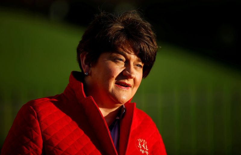 Northern Ireland's Foster may face confidence vote as DUP leader - reports