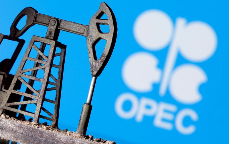 OPEC+ agrees oil output rise from May, sources say, after U.S. calls Saudi