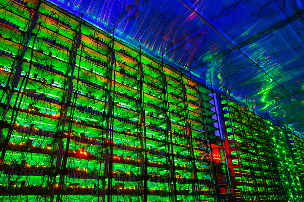 The Fort Knox of the future.