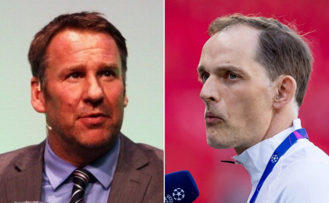Paul Merson accused Thomas Tuchel of making a mistake in Chelsea's 5-2 defeat to West Brom.