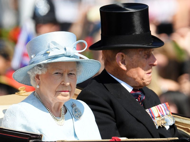 Pray for the Queen Elizabeth, Anglican leader says before prince's funeral