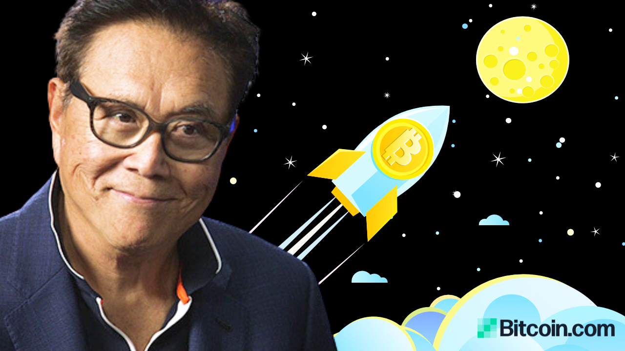 Rich Dad Poor Dad Author Robert Kiyosaki Predicts Bitcoin Price Will Be $1.2 Million in 5 Years