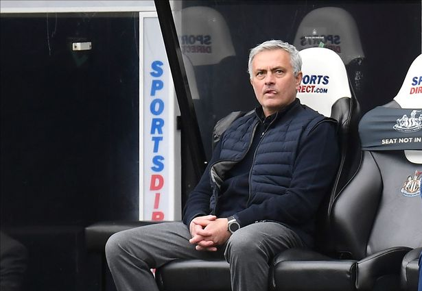 Jose Mourinho deflected blame onto his players after their draw