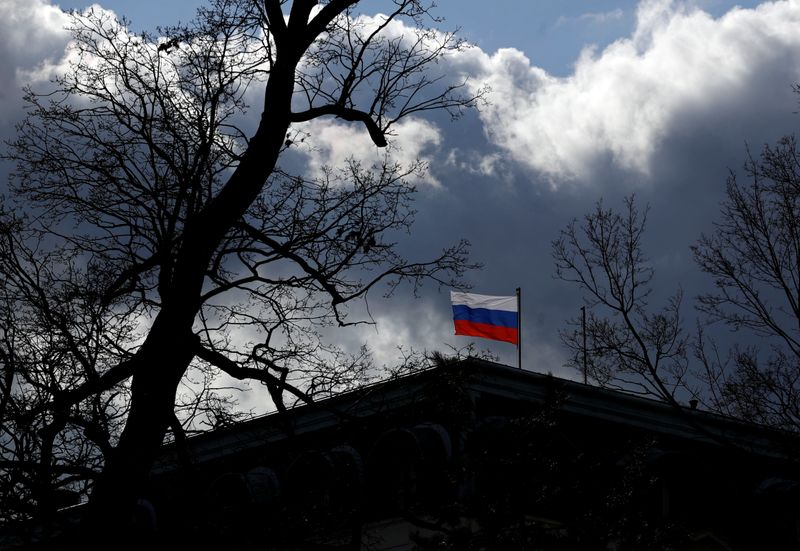Russia furious at accusation that Skripal suspects killed two in Czech blast