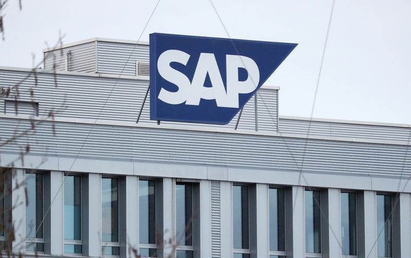 SAP nudges up 2021 revenue outlook after cloud gains in first-quarter