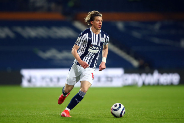 Gallagher has impressed on loan at the Hawthorns