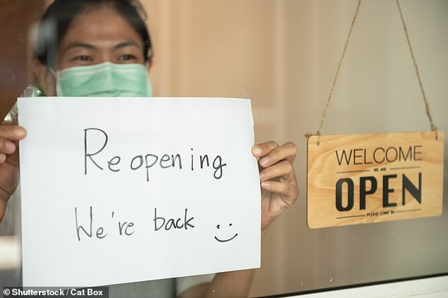 This week, non-essential retail, salons and pubs reopened their doors with new restrictions
