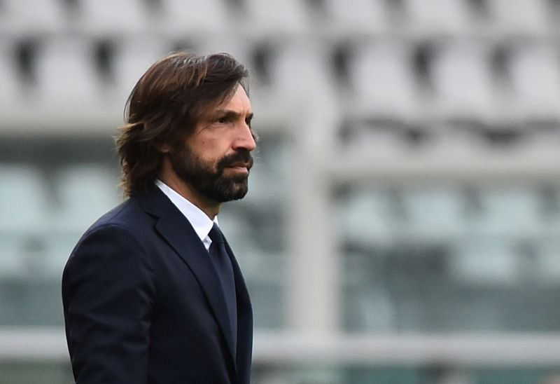 Soccer-Pirlo calls on Juve to find top form against smaller teams
