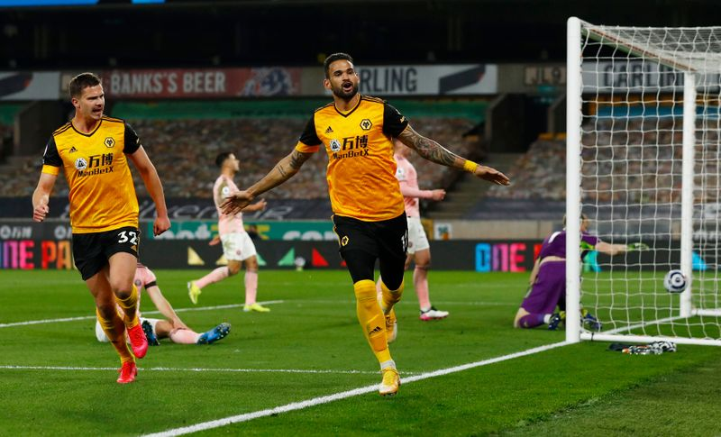 Soccer-Sheffield United relegated from Premier League after loss at Wolves