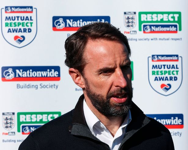 Southgate worries about the impact of the past year on young players