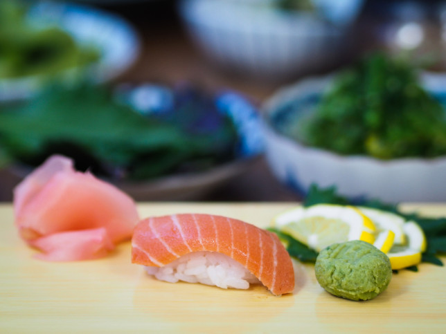 Chefs can join a pre-order list for the sushi now (Photo: Wild Type)