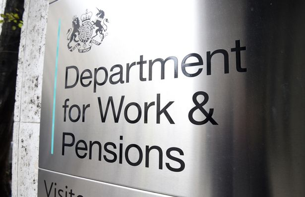 The number of DWP staff working on the underpayments are being tripled