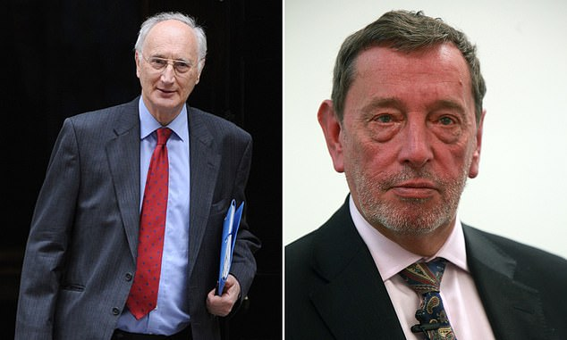 The amendment to the Financial Services Bill was proposed last week by the Tory peer Lord Young and former Labour cabinet minister David Blunkett