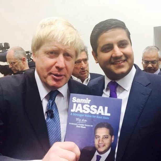 Mr Jassal was previously a Conservative candidate, first in East Ham, and later in Feltham and Heston