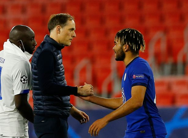 Tuchel was delighted with his young charges