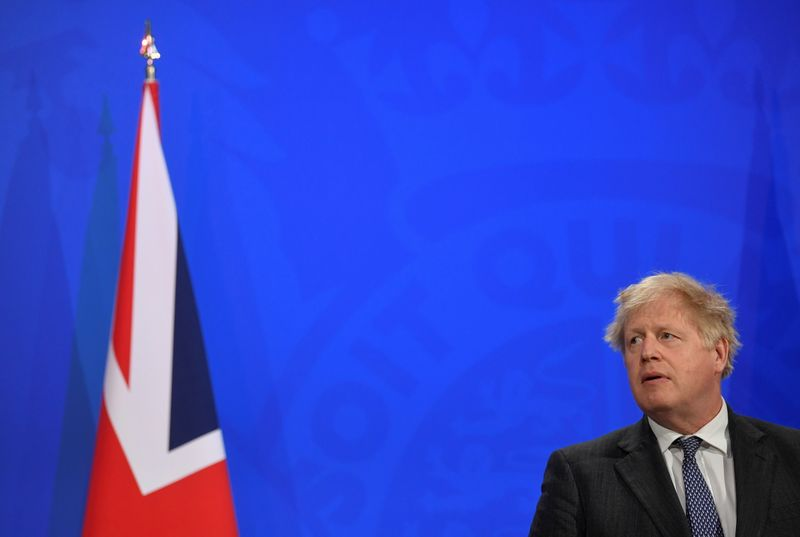 UK Johnson's tax reassurance to James Dyson warranted by COVID emergency - minister
