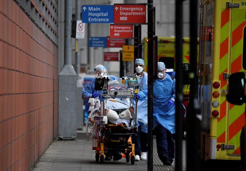 UK reports 52 new COVID deaths, 3,402 new cases
