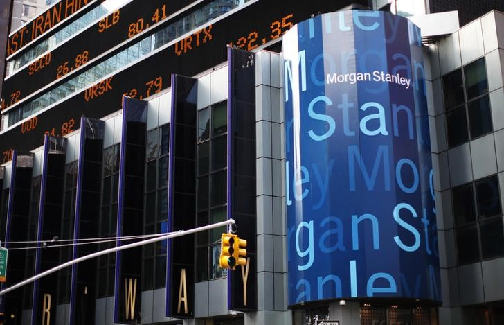 U.S. Futures Flat; Morgan Stanley Earnings to Continue Strong Quarter