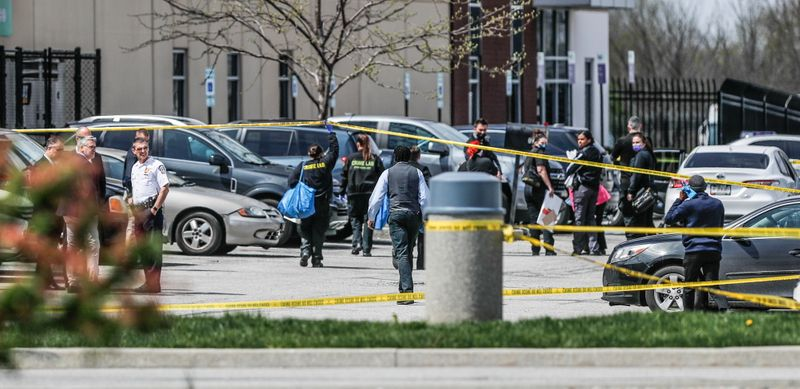 U.S. Sikh group demands probe of possible hate bias in deadly Indianapolis FedEx rampage