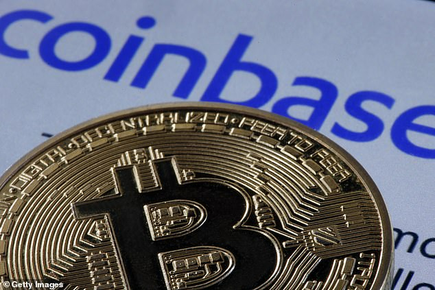 Big business:Founded in 2012, Coinbase is a cryptocurrency exchange company