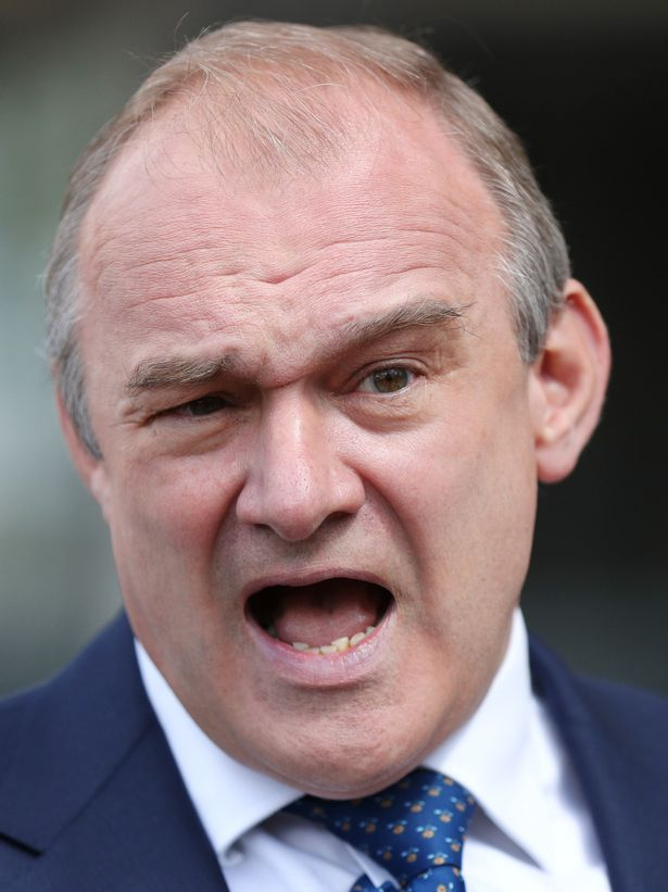 Liberal Democrat leader Sir Ed Davey has not run from interviews on the campaign trail