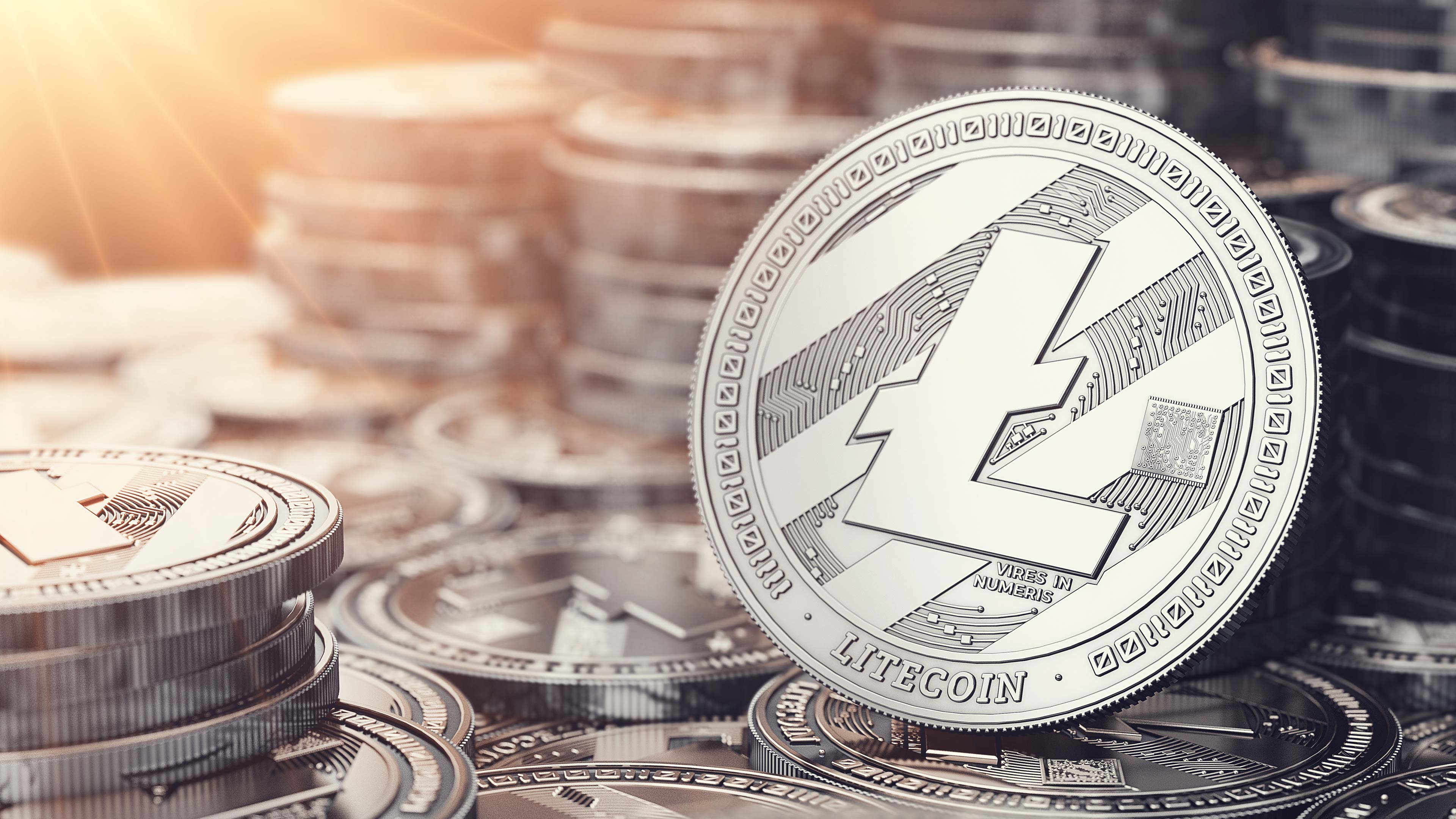 Top cryptocurrency listed — Litecoin