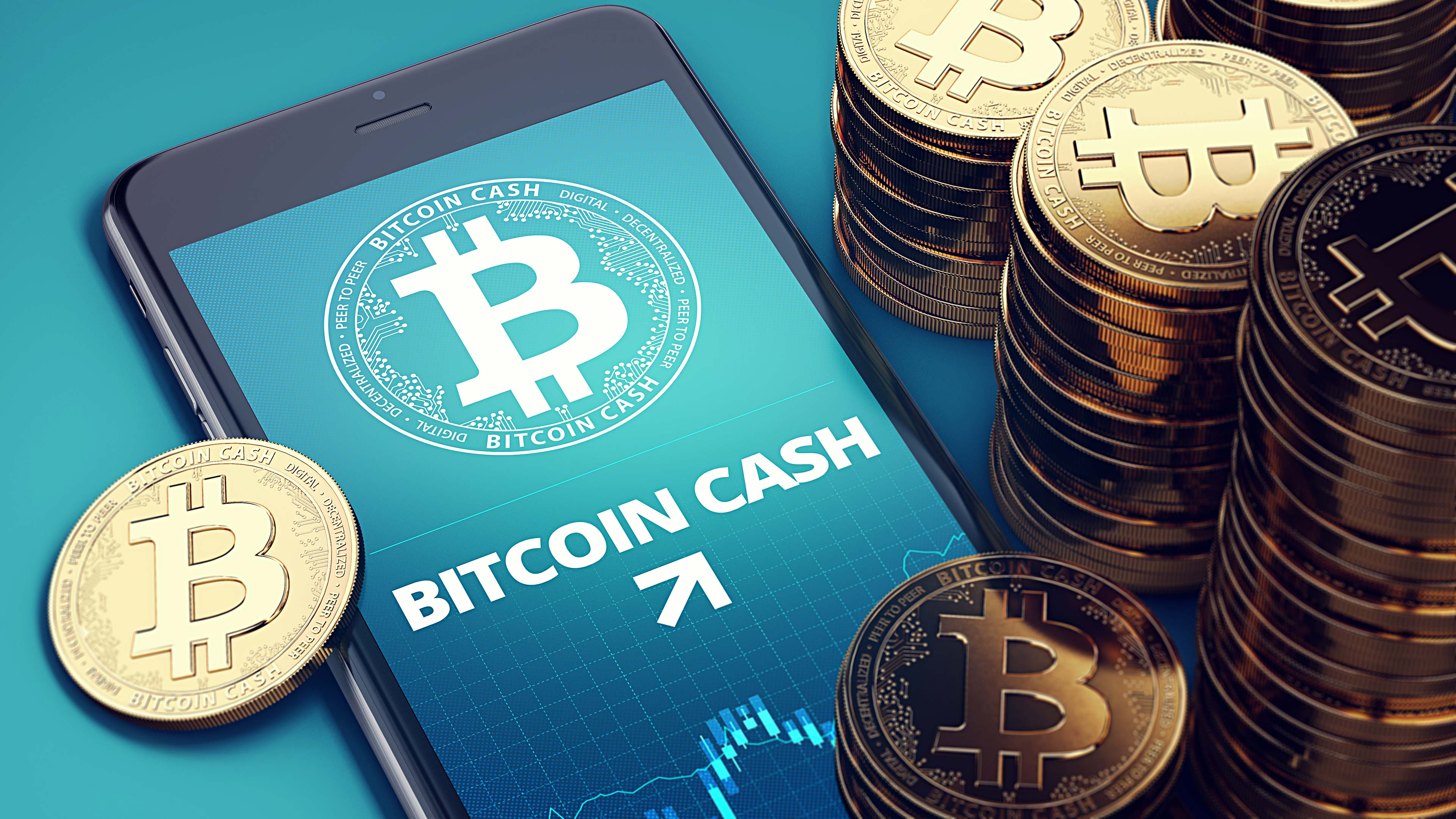 Top cryptocurrency — Bitcoin Cash