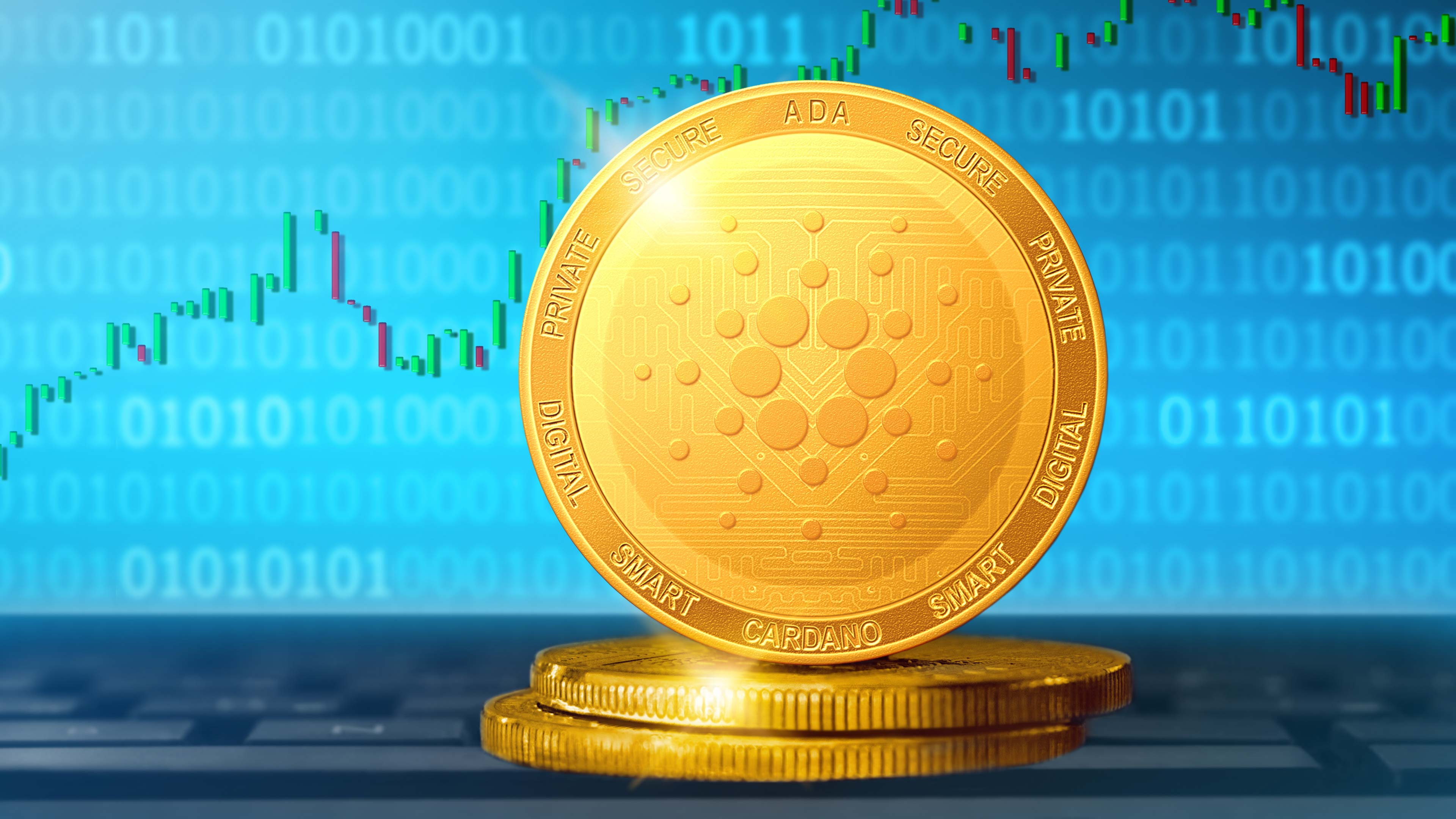 Top cryptocurrency listed — Cardano