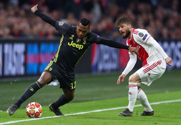 Could Alex Sandro be on the move this summer?