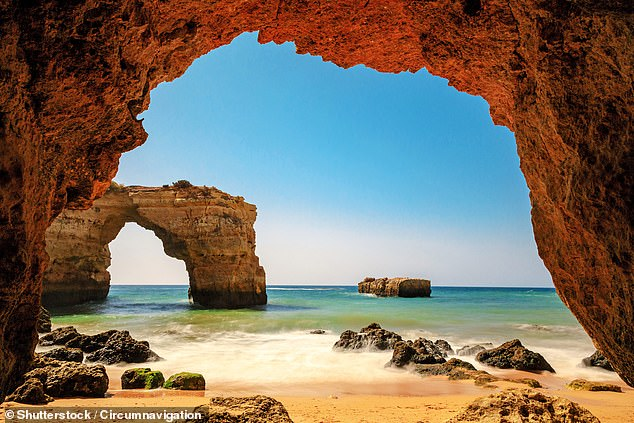Holiday goers flock to the Algarve for sun, sea and sand b ut will that happen this year or will many people not trust the green list?