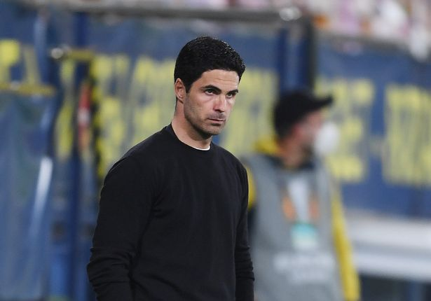 Many fans are calling for Arteta to go