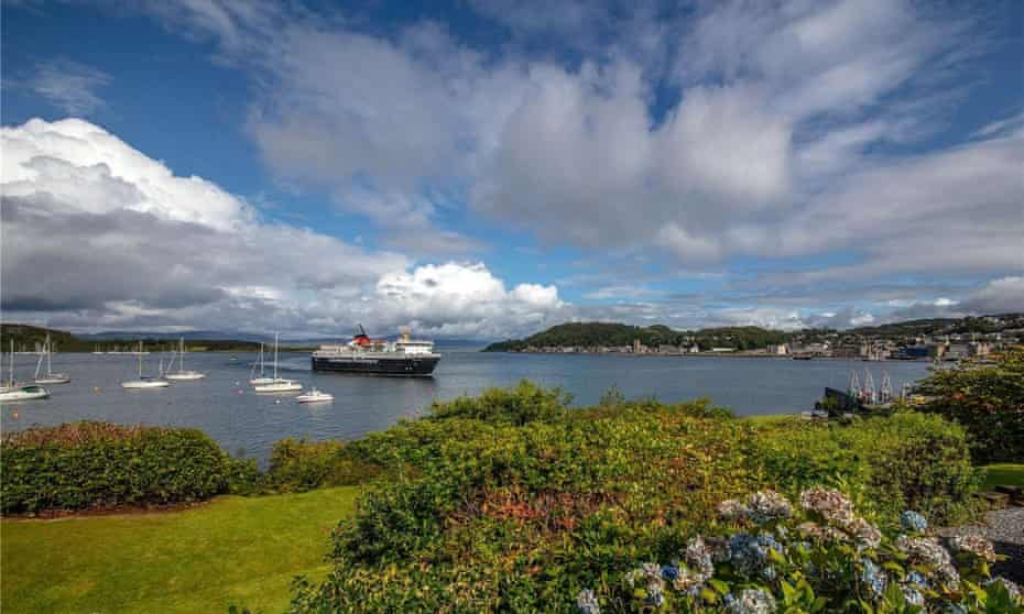 'Get out on the water with a trip to Mull and Iona': Oban, Argyll & Bute.
