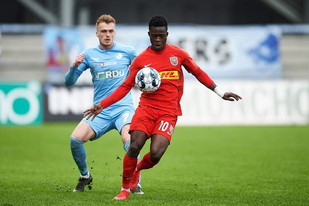Kamaldeen Sulemana is a target for Ajax and Manchester United