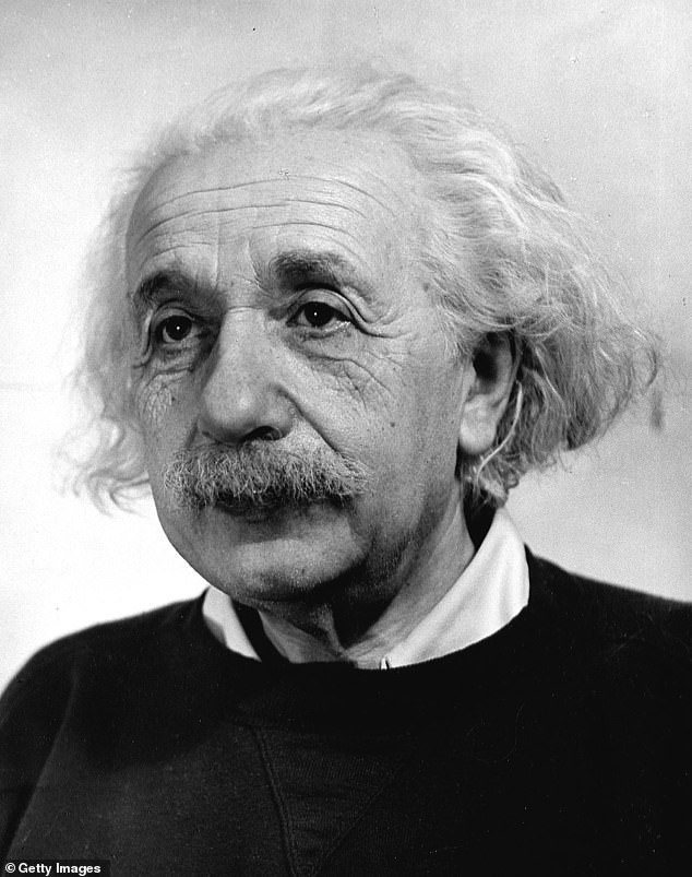 Einstein sent a letter to Polish-American physicist Ludwik Silberstein in October 1946, telling him a question could 'be answered from the E = mc² formula'