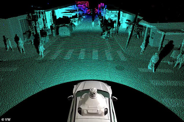 Argo claims its LiDAR is capable of seeing more than 1,300 feet in the dark, over 300 feet further than current sensors.