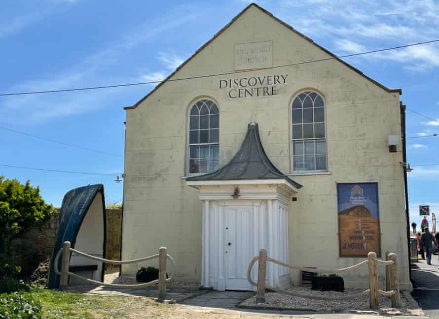 West Bay Discovery Centre, Dorset