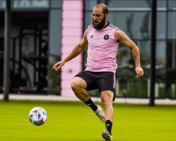 Gonzalo Higuain is one of several players to opt for an MLS switch