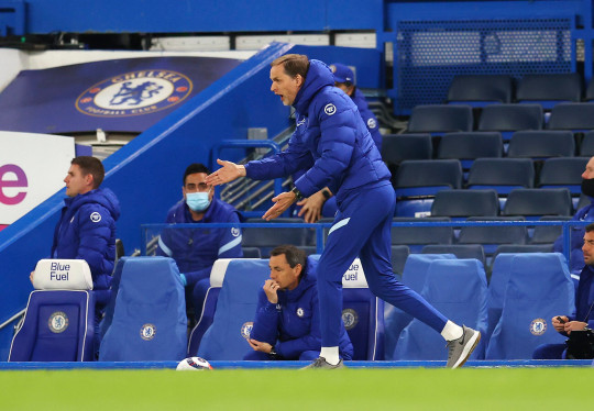 Thomas Tuchel made seven changes for Chelsea's 1-0 defeat to Arsenal this week