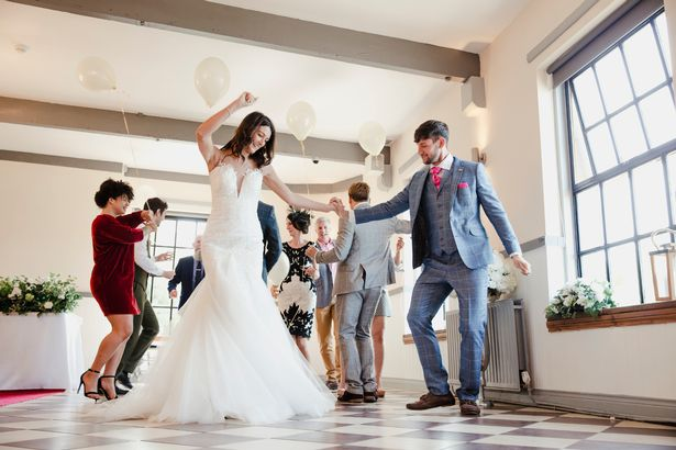 A limit of 30 at weddings will remain in place for the time being