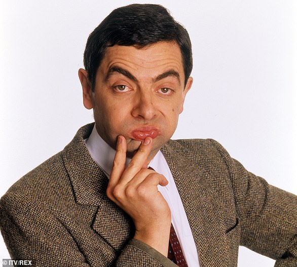 Rowan Atkinson as Mr Bean. Other popular TV shows used as passwords areThe Great British Bake Off and David Attenborough Natural Curiosities
