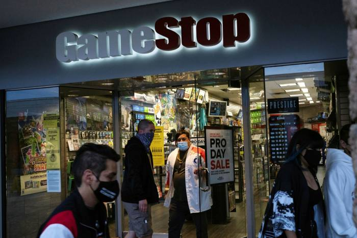 Central exchanges such as the New York Stock Exchange or Nasdaq have seen episodes of frenetic speculation around the retailer GameStop and other so-called 'meme stocks' thisyear