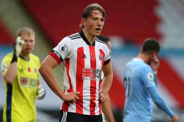 Sander Berge is set to leave Sheffield United this summer