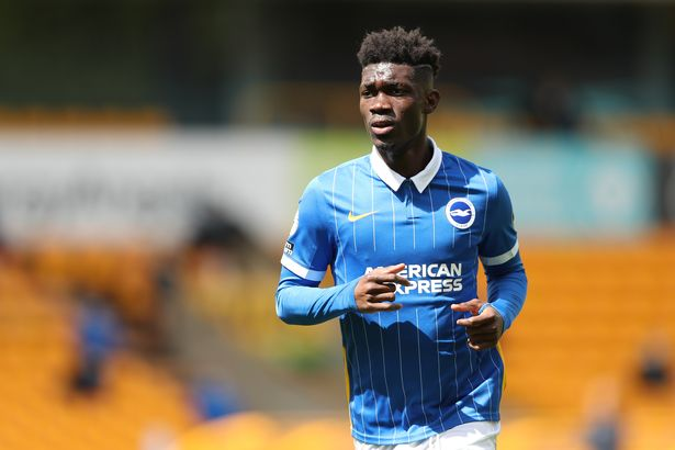 Yves Bissouma has been Brighton's standout performer