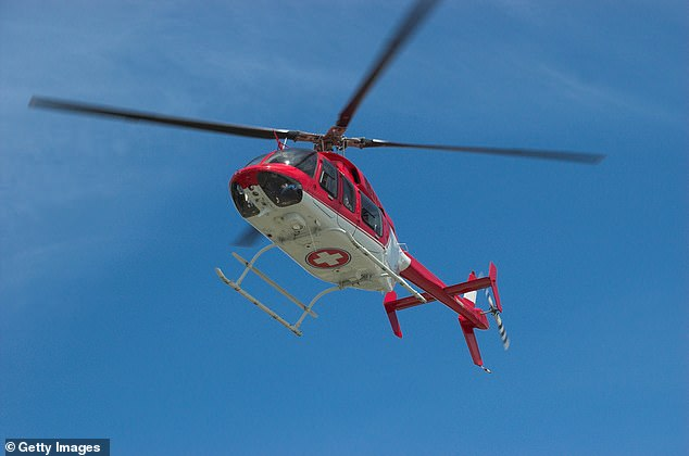 One widow of a COVID patient is facing a $50,000 bill for an air ambulance that insurance refuses to cover