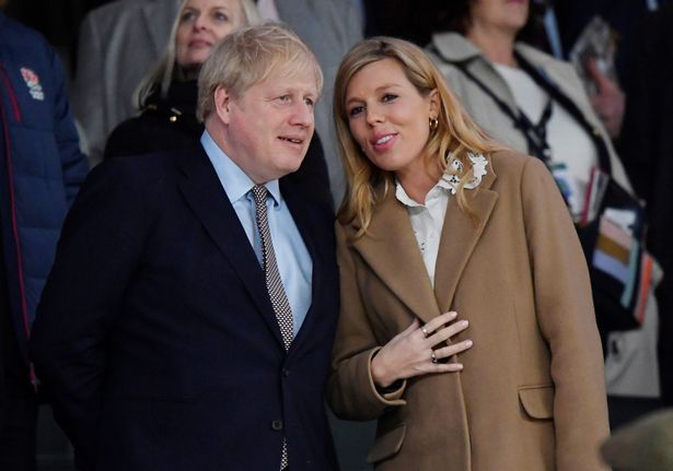 He could shed light on his circle's bitter power struggle with Carrie Symonds