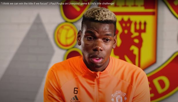 Paul Pogba has hinted that if he can stick in one position, he could sign a new Man Utd contract